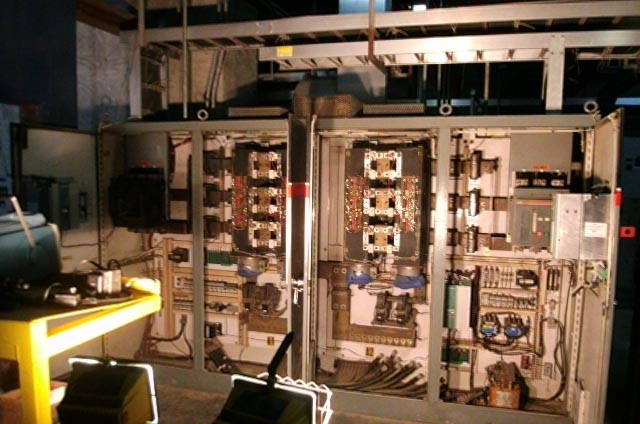 The Morot Control Cabinet