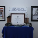 ERD's Award on Display